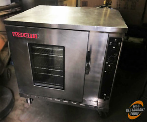 Blodgett Ac 500 Vertical Fired Gas Convection Ovens