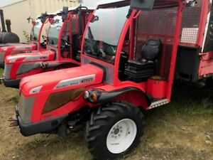Antonio Carraro Tigrecar Pl 6500 Cc Utility Dump Tractor All Terrain Vehicle