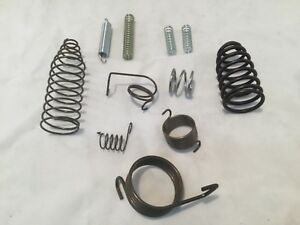 11 Piece Spring Set For John Deere 3 Hp Type E Hit Miss Gas Engine