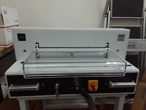 Triumph 4315 16 875 Semi automatic Tabletop Paper Cutter