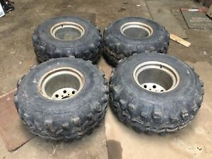 Four 8 Lug 15 Inch Steel Wheels Rims 8x6 5 Chevy Dodge Ford Pick Up Truck