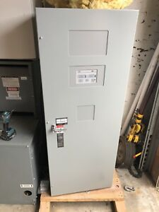 Asco 300 Series 600a Amp Automatic Transfer Switch 480v Make An Offer