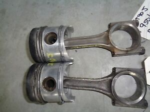 John Deere 1050 3t90t j Piston And Rod 1
