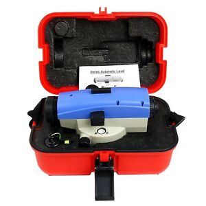 32x Optical Auto Level Self leveling Tool For Builders Contractors Accuracy