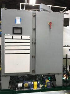 Delta Automation Computer Variable Speed Drives And Human Interface Touch Screen