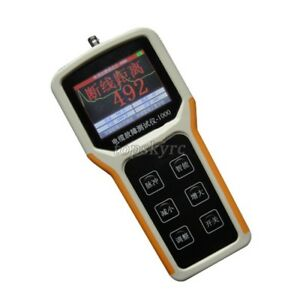 Tl260 1 Cable Fault Locator 1km Cable Tester Speed Accurate Test 100 300m us