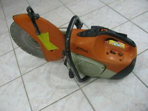 Stihl Ts410 Gasoline Concrete Cut Off Saw 14