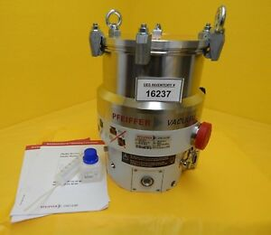 Tmh 1001 P Pfeiffer Vacuum Pm P03 300 G Turbomolecular Pump Tc600 New Surplus