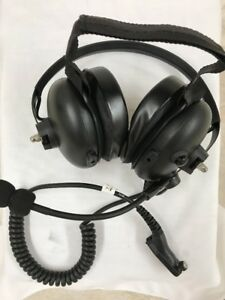New oem Motorola Pmln5275 Heavy Duty Headset Compatible W Apx mtp Xpr Apx7000