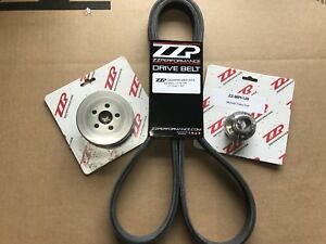 Zzp 2005 07 Chevy Cobalt 2 0 Ss Ion Lsj Supercharger 3 0 Pulley System Belt