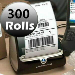 300 Rolls 4x6 Thermal Shipping Labels Compatible Dymo 4xl Labelwriter 1744907