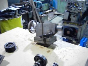 Clausing Lathe Clausing Tailstock Clausing Colchester 15 Tail Stock