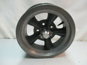 Torque Thrust Style Mag Wheel Rim 15x7 Vintage Unilug Gasser Hot Rat Rod J13839