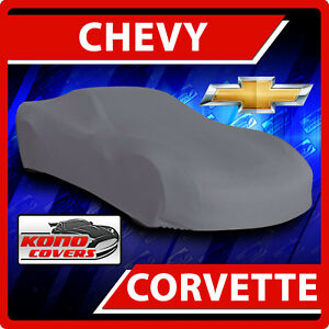 1968 1972 Chevy Corvette Convertible Car Cover Ultimate Hp Custom Fit