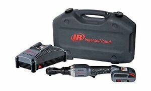 Ingersoll Rand R3130 k12 Cordless Ratchet With 1 Li on Battery Charger And C
