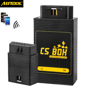 Autool Obd2 Airbag Epb Ecu Full System Diagnostic Scanner For Android Bluetooth