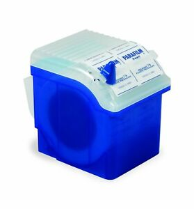 Heathrow Scientific Hd234525b Blue Abs Plastic Parafilm Dispenser 120mm Widt