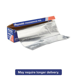 Reynolds Wrap Heavy Duty Aluminum Foil Roll 18 X 1000 Ft Silver 625