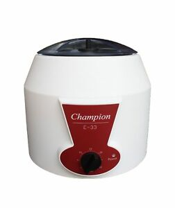 Ample Scientific Champion E 33 Bench top Centrifuge With 0 30mins Timer 3300