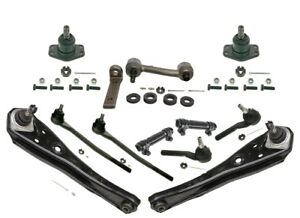 Suspension Parts Lower Control Arms Tie Rods Rack Ends Ford Mustang 1968 1969