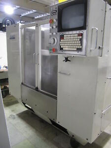 1990 Fadal Vmc 40 Cnc Mill 15hp 10 000 rpm 22 x16 Milling Made In Usa
