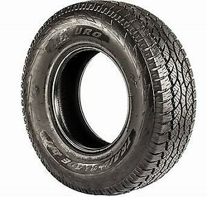 4 New Atturo Trail Blade A T At 245 65r17 245 65 17 2456517 Tires