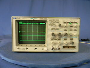 Agilent 54645d Mixed Signal Oscilloscope 100 Mhz 30 Day Warranty