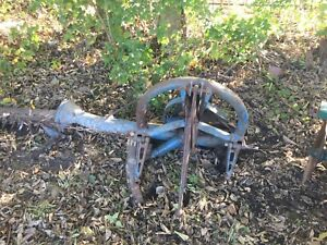 Ford 501 7 Foot Cut Sickle Bar Mower New Parts Mow Ditches Or Pond Banks