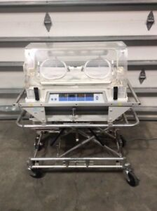 Hill rom Air Shields Ti 500 Transport Infant Incubator Medical Healthcare