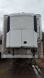 53 Utility Trailer With Thermoking Reefer Unit For Sale