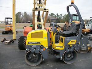 2017 Dynapac Cc800 Tandem Vibratory Roller Rollers