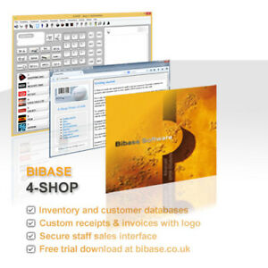 Pos Software Full Point Of Sale For Retail Shop Takeaway Bar Cafe Epos Software
