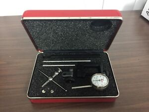 Starrett Clamp Base Dial Indicator