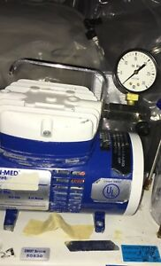 Gen med Model A Aspirator Suction Machine Home Healthcare Surgical Tested Strong