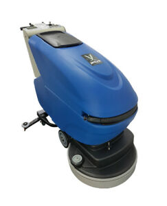 Jl 20 Auto Floor Scrubber Cleaner Machine Battery Powered Tough Long Lasting