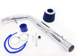 Blue For 1990 1993 Acura Integra Ls Rs Gs Gsr Se Cold Air Intake System Kit