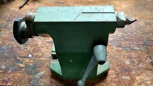 Rotary Table Tail Stock