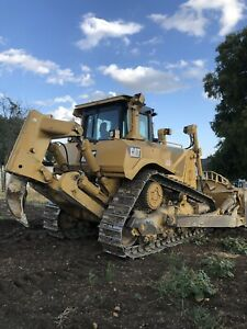 Caterpillar D8t Dozer Fresh Reman Trans And Finals