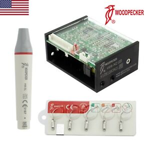 Woodpecker Original Ultrasonic Piezo Scaler Built In For Dental Chair Uds n2 Led