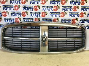 2006 2007 2008 Dodge Ram 1500 Front Grille Used Oem Genuine 55077767aa