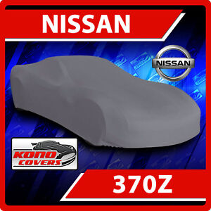 Fits Nissan 370z Nismo 2009 2018 Car Cover 100 Waterproof Breathable Uv Resist