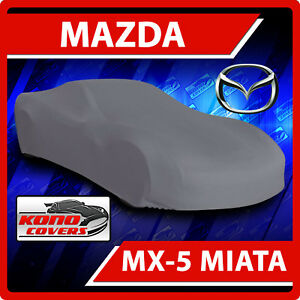 2016 2018 Mazda Miata Mx 5 Car Cover Ultimate Hp 100 All Season Custom Fit