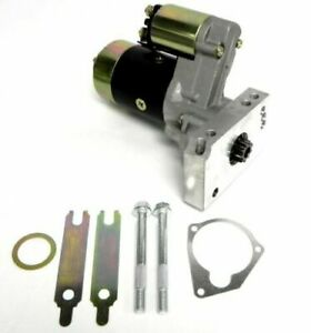 Chevy Sbc 350 383 Bbc 396 454 High Torque Gear Drive Mini Starter 2 5hp
