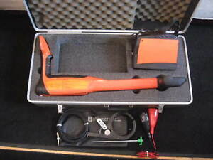 Metrotech 810dx Locator And Transmitter Cable Pipe Locator 6