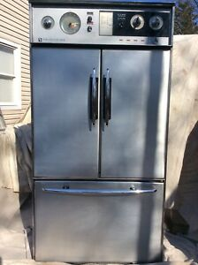 Vintage Built In Double Electric Wall Oven