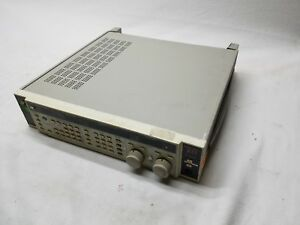 Panasonic Vp 8132a Am Fm Stereo Signal Generator Tested Full Functioning