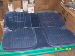 1983 Coupe Deville Rear Bench Seat Oem Used Cadillac 1980 1981 1982 1984