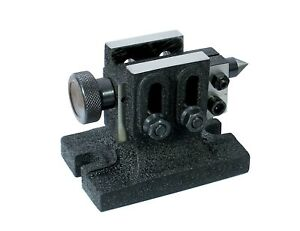 Lathe Tailstock For Rotary Tables Hv4 Hv6 Free Shipping