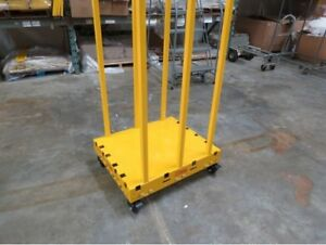 Saw Trax Rack And Roll Substrate Drywall Sheetrock Plywood Cart Dolly