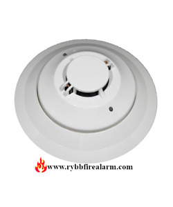 Firelite Sd355t Intelligent Photoelectric Smoke Detector Free Ship The Same Day